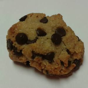 Gluten Free Chocolate Chip Cookie