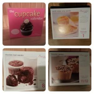 The Cupcake Calendar