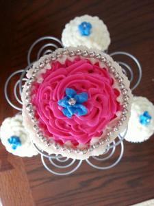Fancy Cupcake